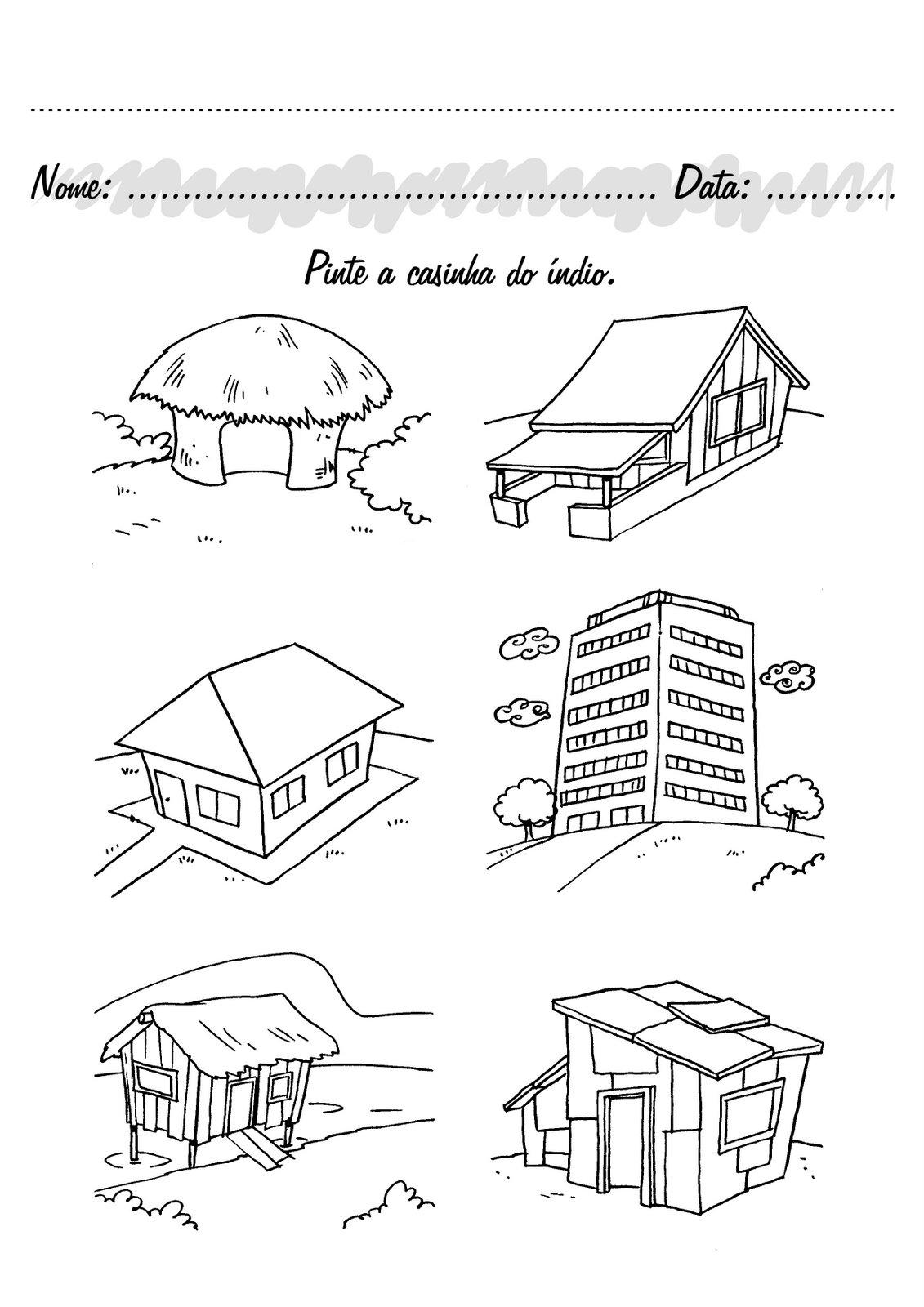 atividades para pr u00e9-escolar-parte 3