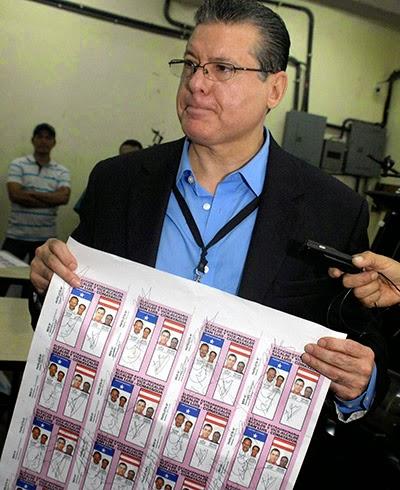 elecciones alcalde, San Luis Santa Comayagua, Honduras