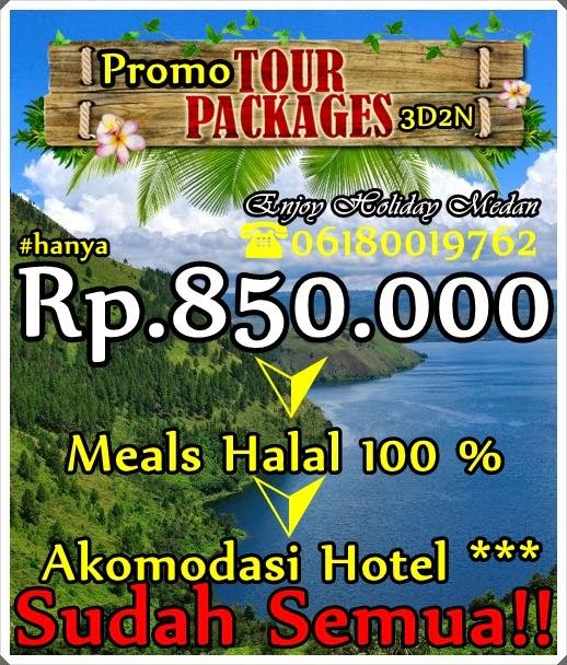 PROMO PAKET TOUR MEDAN BERASTAGI PARAPAT PULAU SAMOSIR