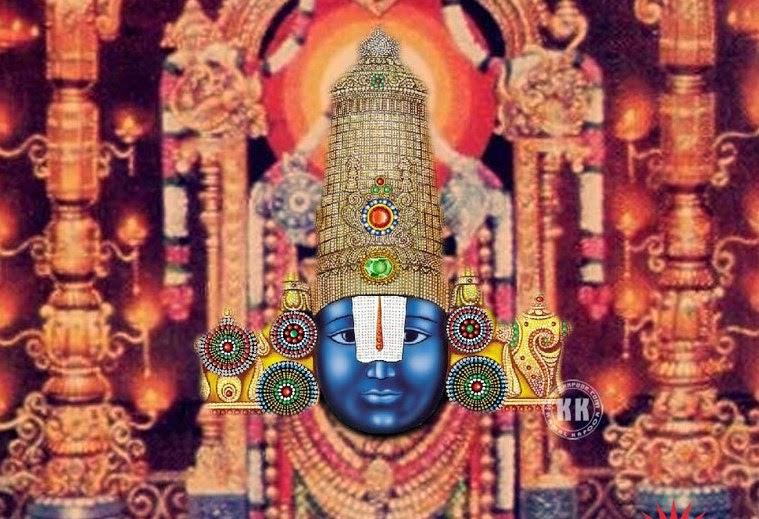Lord Venkateswara Photo