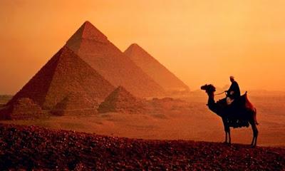 OLA DE CALOR MATA A MAS DE 100 EN EGIPTO
