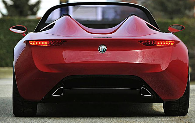 2015 Alfa Romeo Duetto Specs
