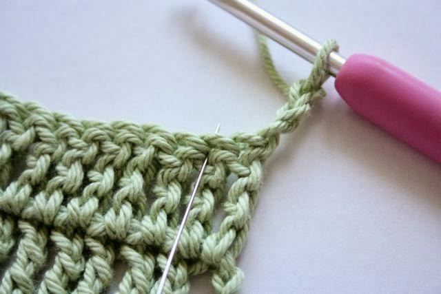 Crochet Stitches Dtr : Crochet Corner: Double Treble Crochet (dtr)