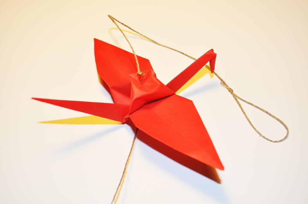 cha guirlande origami oiseaux arc en ciel. Black Bedroom Furniture Sets. Home Design Ideas