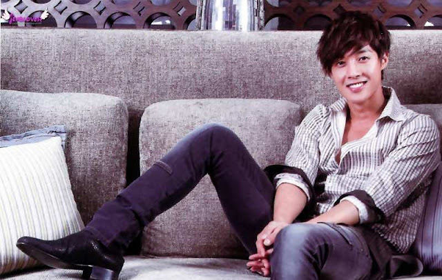 Kim Hyun Joong for Asta 5