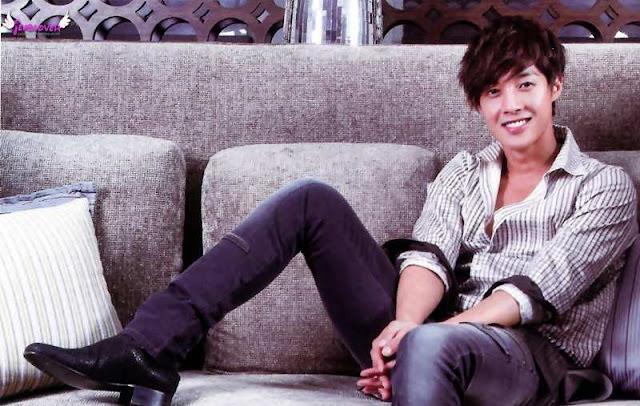 Kim Hyun Joong for Asta 5
