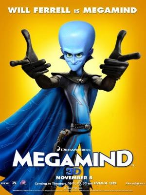 Kẻ Xấu Đẹp Trai Vietsub - The Megamind (2010) Vietsub