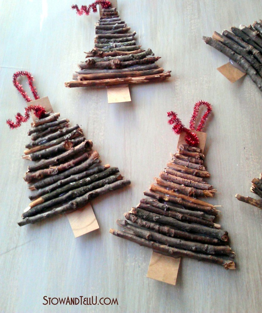 Christmas ideas 15 new homemade christmas decorations ideas for Homemade decorations