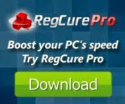 Download RegCure Pro to speed up your PC