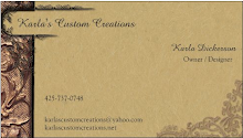 To Visit Karla's Custom Creations Click Here