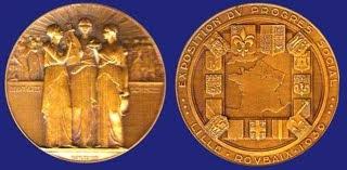 Médaille de l'expo