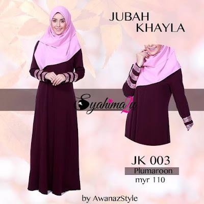 KHAYLA-Jubah-JK003