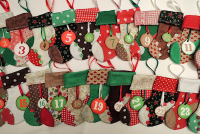 Simbie Yau Christmas Advent Calendar