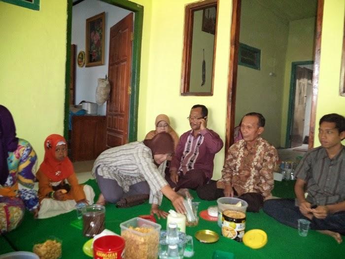 Halal Bihalal di Jajaran SDN Senden Tahun 2013