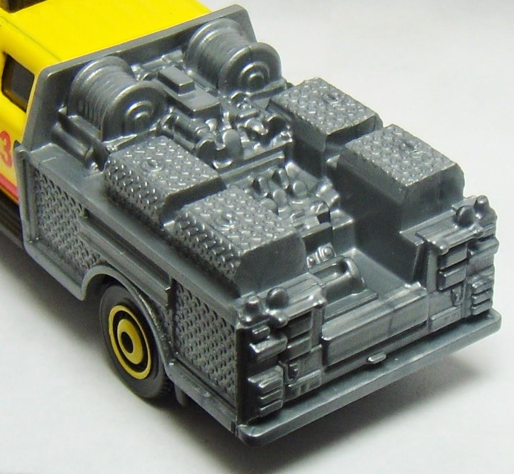 Two Lane Desktop: Matchbox Ford F-350 Stake Bed, F-550
