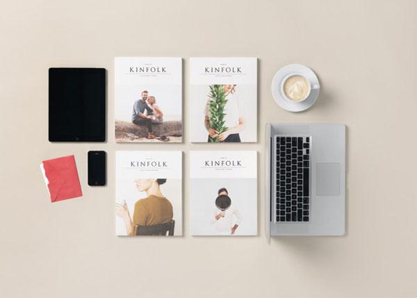 kinfolk print magazine