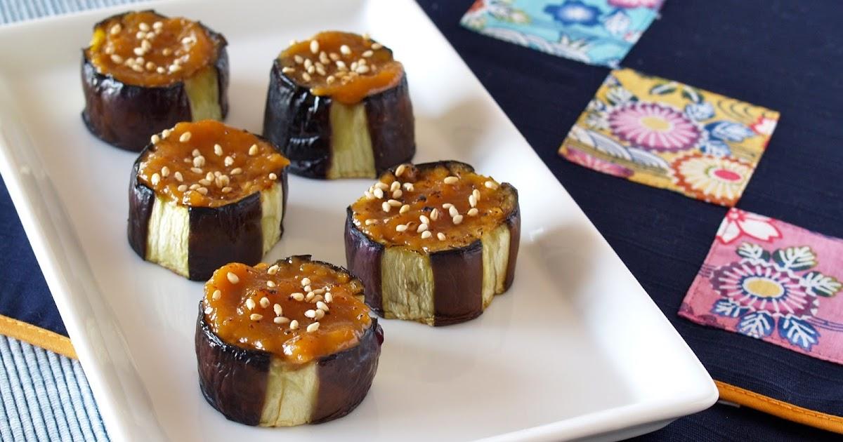 ... How to Make Nasu no Dengaku (Miso Glazed Eggplants) - Video Recipe