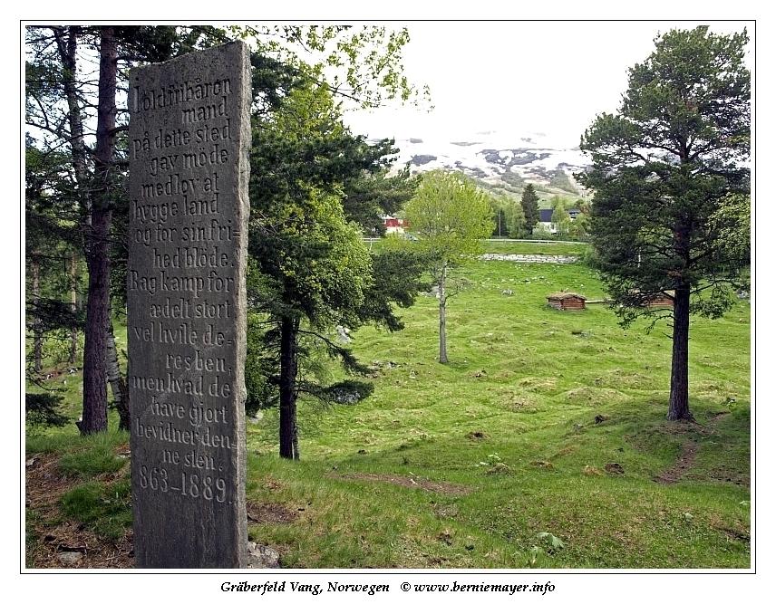 Gräberfeld von Vang