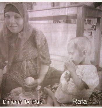 Rafa~Penderita Penyakit Tumor