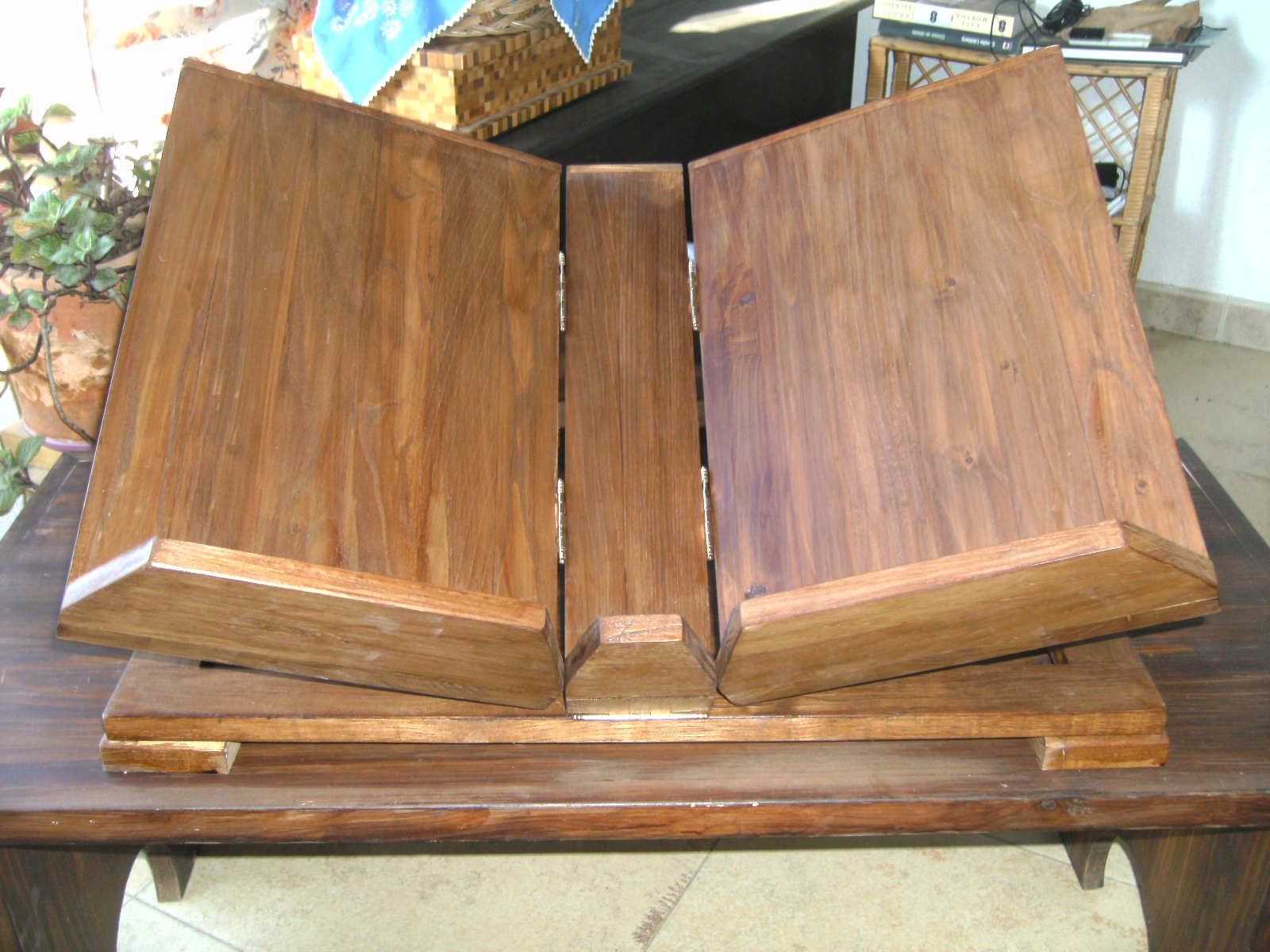 Atril para libros grandes - Muebles atril ...