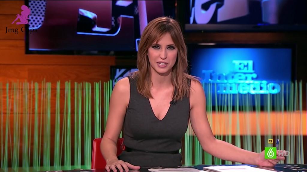 SANDRA SABATES, EL INTERMEDIO (11.01.16)