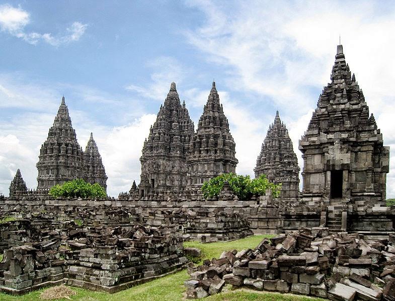 Prambanan, Isla de Java, Indonesia