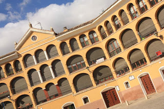 Bullring of Tarazona