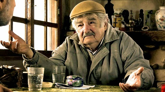 Jose Mujica um presidente do futuro