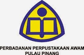 Jawatan Kerja Kosong Perbadanan Perpustakaan Awam Pulau Pinang logo www.ohjob.info