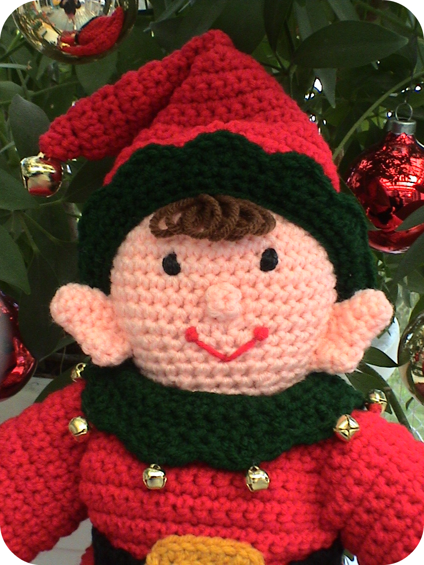 Cute Crochet Chat: Christmas Crochet Patterns Posted