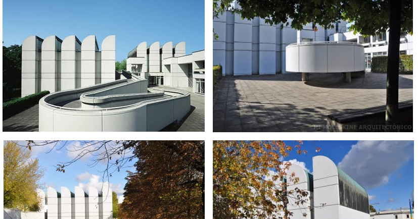 Escuela de la bauhaus 8 bauhaus archiv museo for Bauhaus berlin edificio