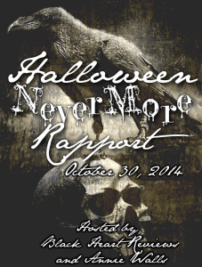 Halloween Nevermore Rapport 2014