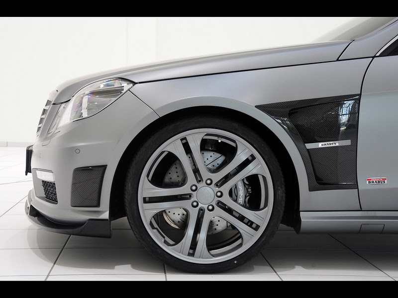 2010 Brabus B63 S 2010 Brabus Mercedes Benz B63 S Car Report