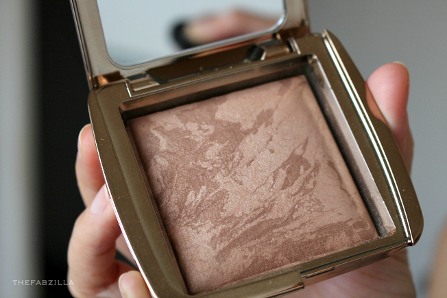 Hourglass Ambient Lighting Bronzer, Radiant Light Bronze, Review, Swatch, tom ford bronzer, givenchy terre exotique, hourglass ambient lighting blush