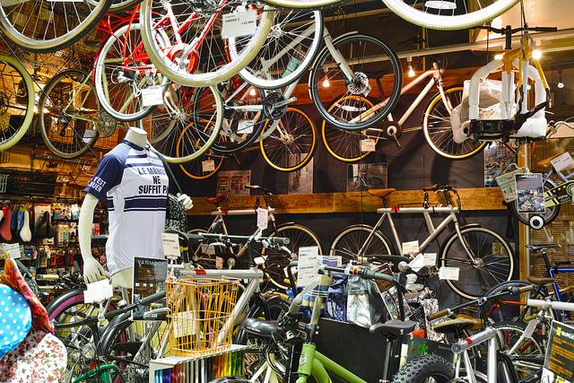 The Soma Blog Bike Shop Spotlight Le Cyc In Tokyo Japan