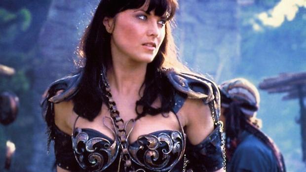 Xena princesa guerreira