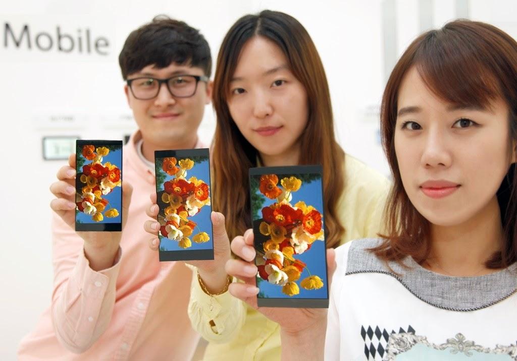 LG LG G4, 5.5-inch QHD Display, smartphone