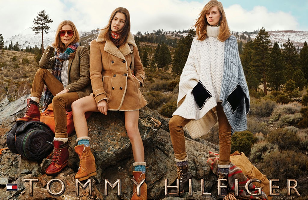 Tommy Hilfiger, womenswear, Fall 2014, Fall Winter, blogger, be divinity, The Hilfigers, preppy, sportwear,