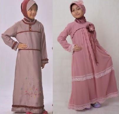 Model Gamis Keren Trend Model Baju Gamis Anak Anak Terbaru