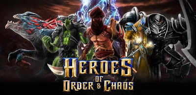 Heroes of Order & Chaos para Android