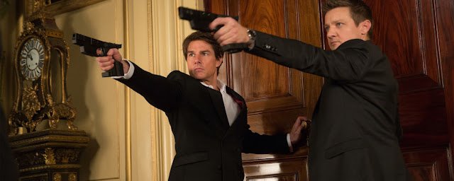 Mission: Impossible - Rogue Nation - 2015