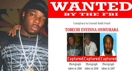america's most wanted yahoo boy arrested