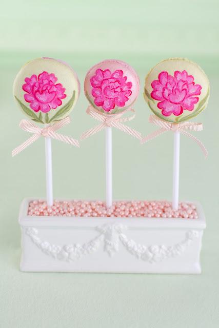 Macarons Haute Couture