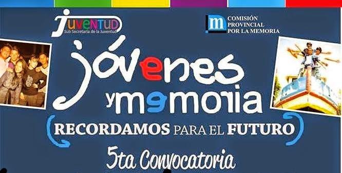 JÓVENES Y MEMORIA CHACO 2014
