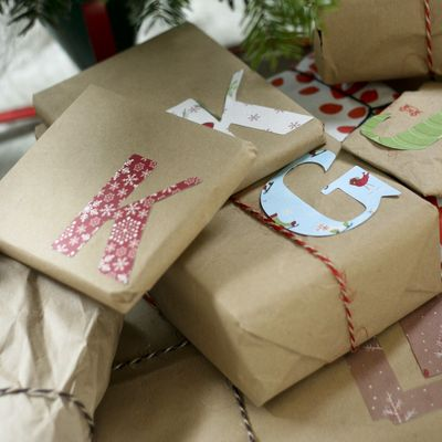 Fireflies And Jellybeans 10 Easy Gift Wrap Ideas