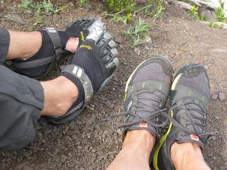 minimal footwear
