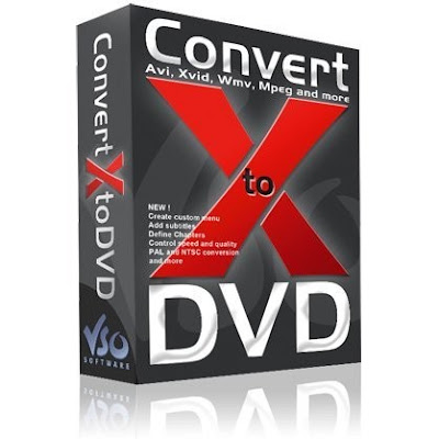 portable Download   Portable VSO ConvertXToDVD v4.1.10.348