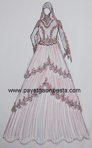 Model+gaun+pengantin+muslim+eropa.JPG