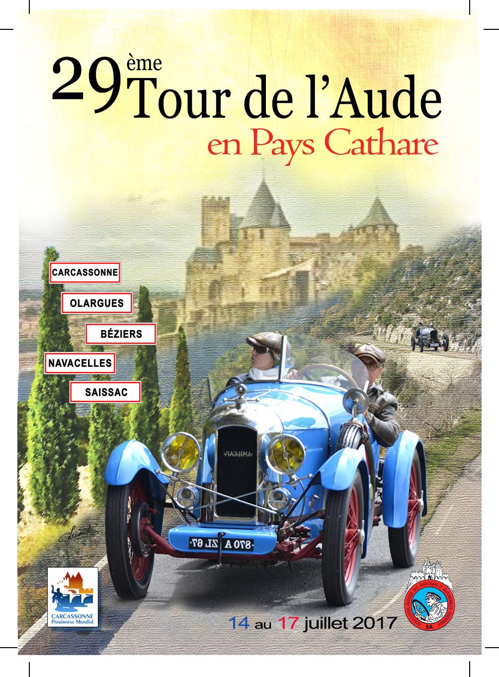 29° TOUR DE L'AUDE ET JOURNÉE CLUB
