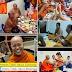 (9 Gambar) Realiti Kehidupan Mewah & Sosial Sami Budha yang membunuh Islam Rohingya